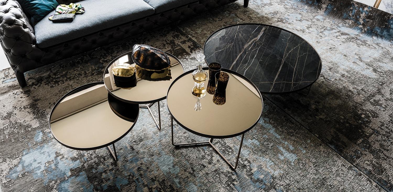 Tavolini Da Salotto Cattelan.Tavolino Billy Cattelan Italia