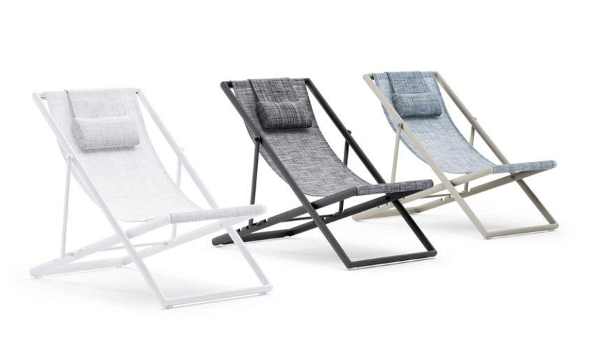 Sdraio Pieghevole Clever Varaschin 197 Design Store