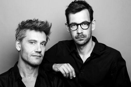 Patrick Fredrikson & Ian Stallard